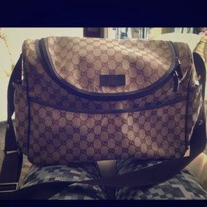Gucci Diaper bag‼️